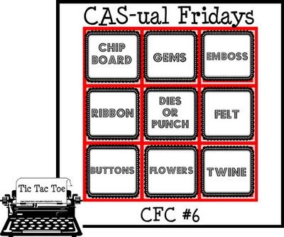 CAS-ual Friday CFC6