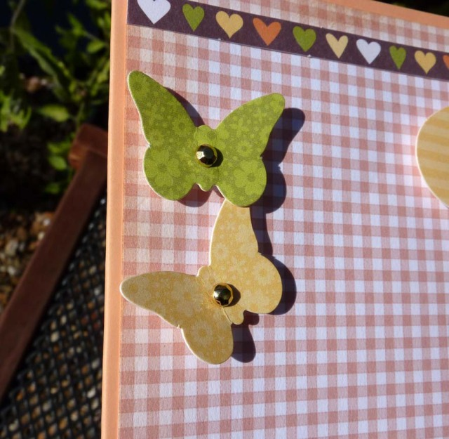 CateredCrop recipe card FTR18 butterflies & buttons
